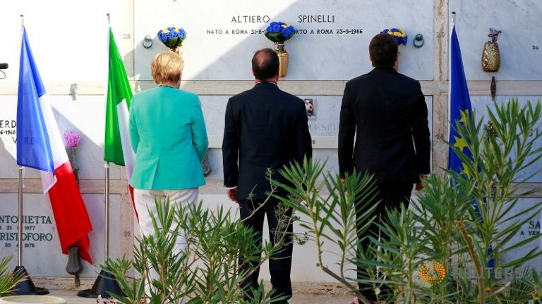 Merkel Spinelli tomb