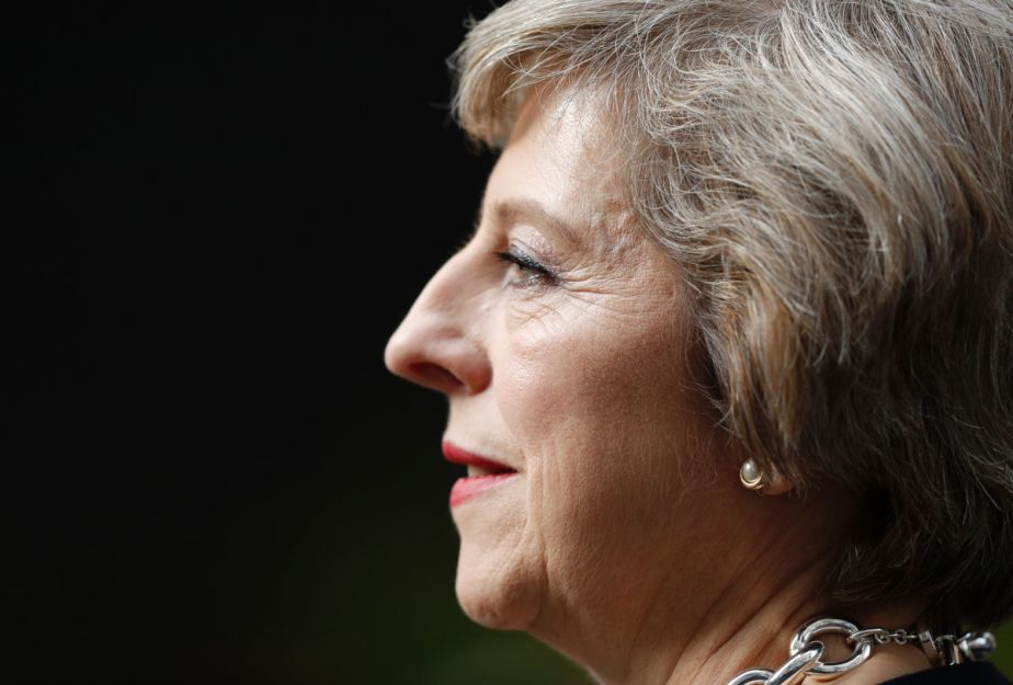 Theresa May profile