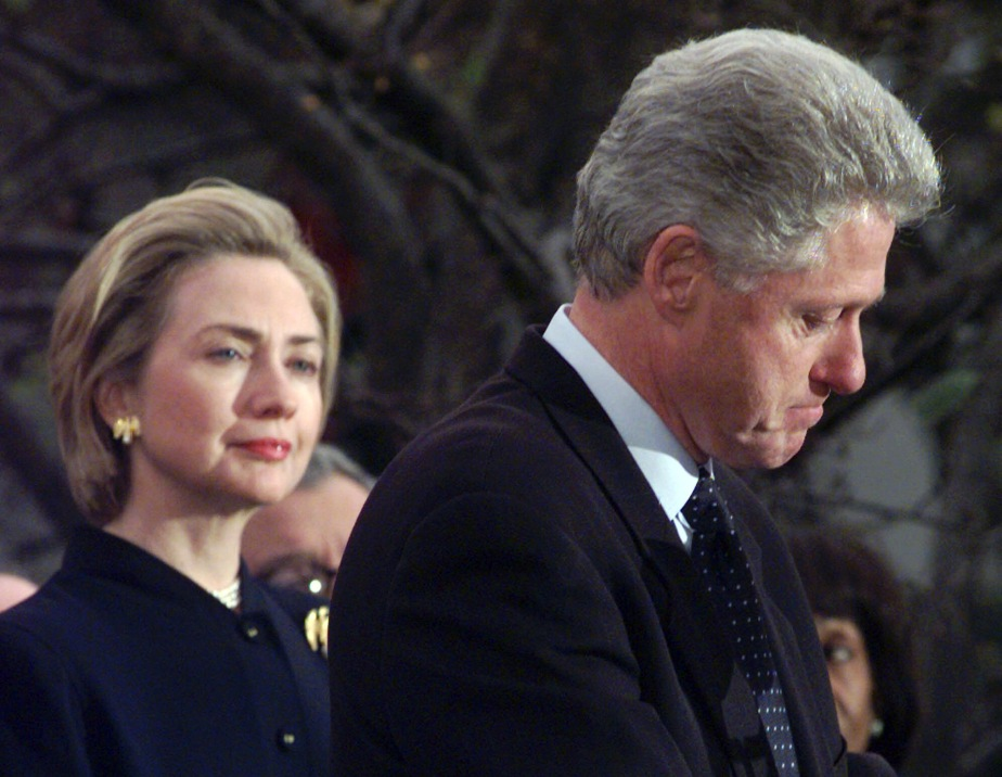 bil Clinton, Hillary Clinton