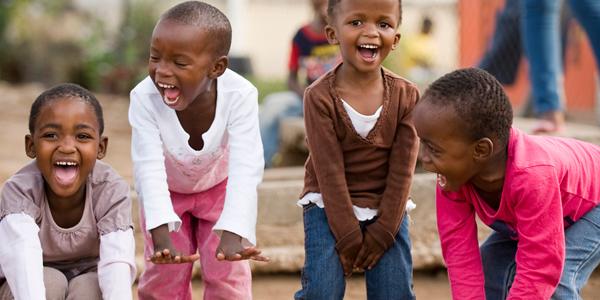 afriacn-children