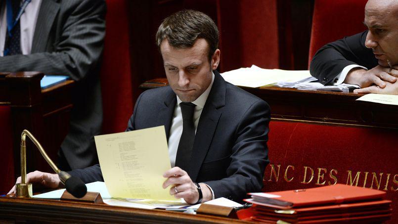 Macron minister