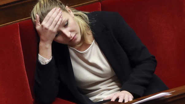 Marion Le Pen bowed out