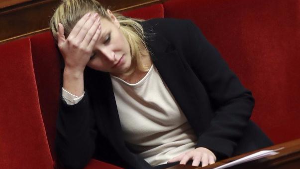 Marion Le Pen bowedout