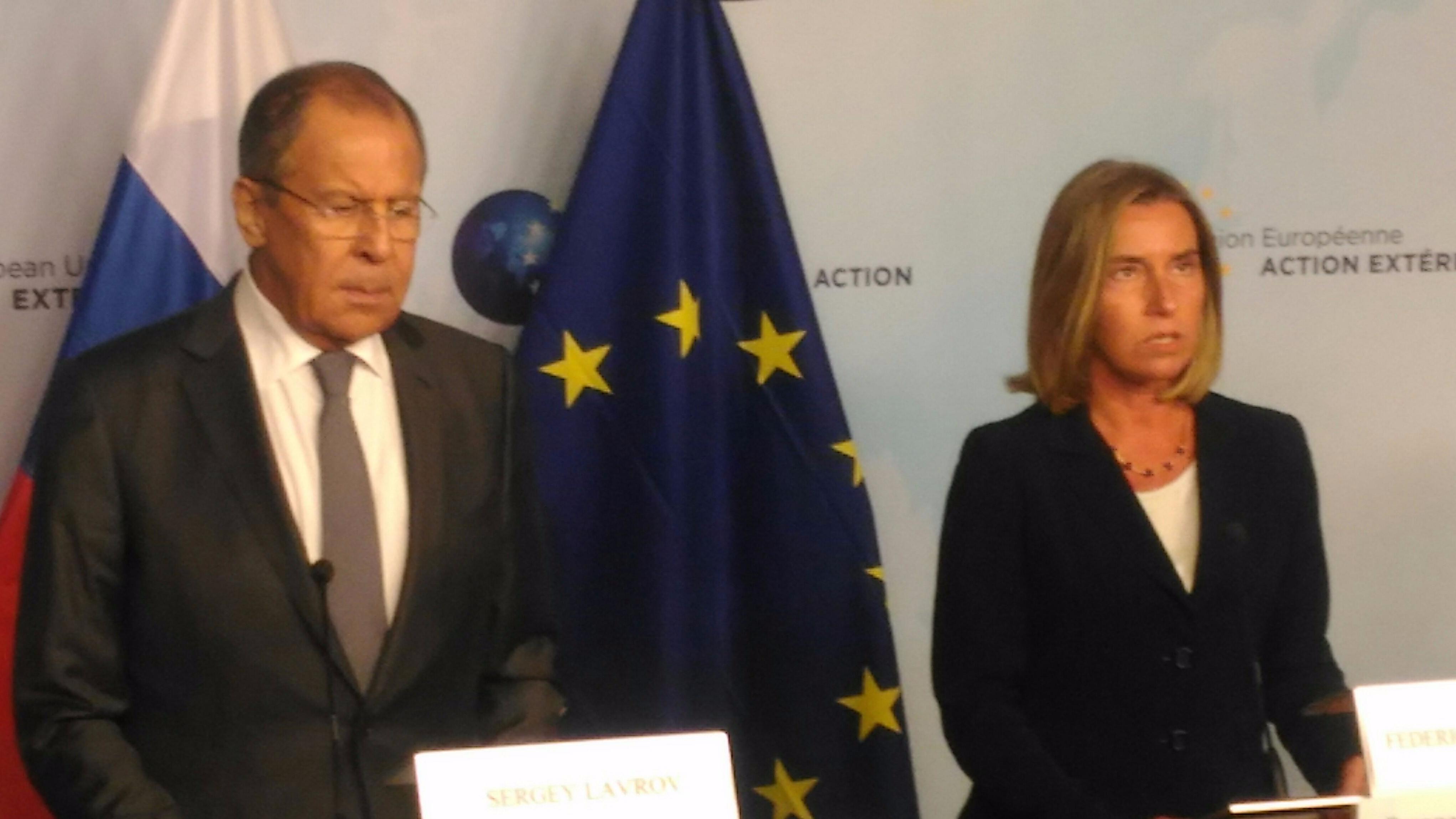 EU-Russia talk – falling on deaf ears