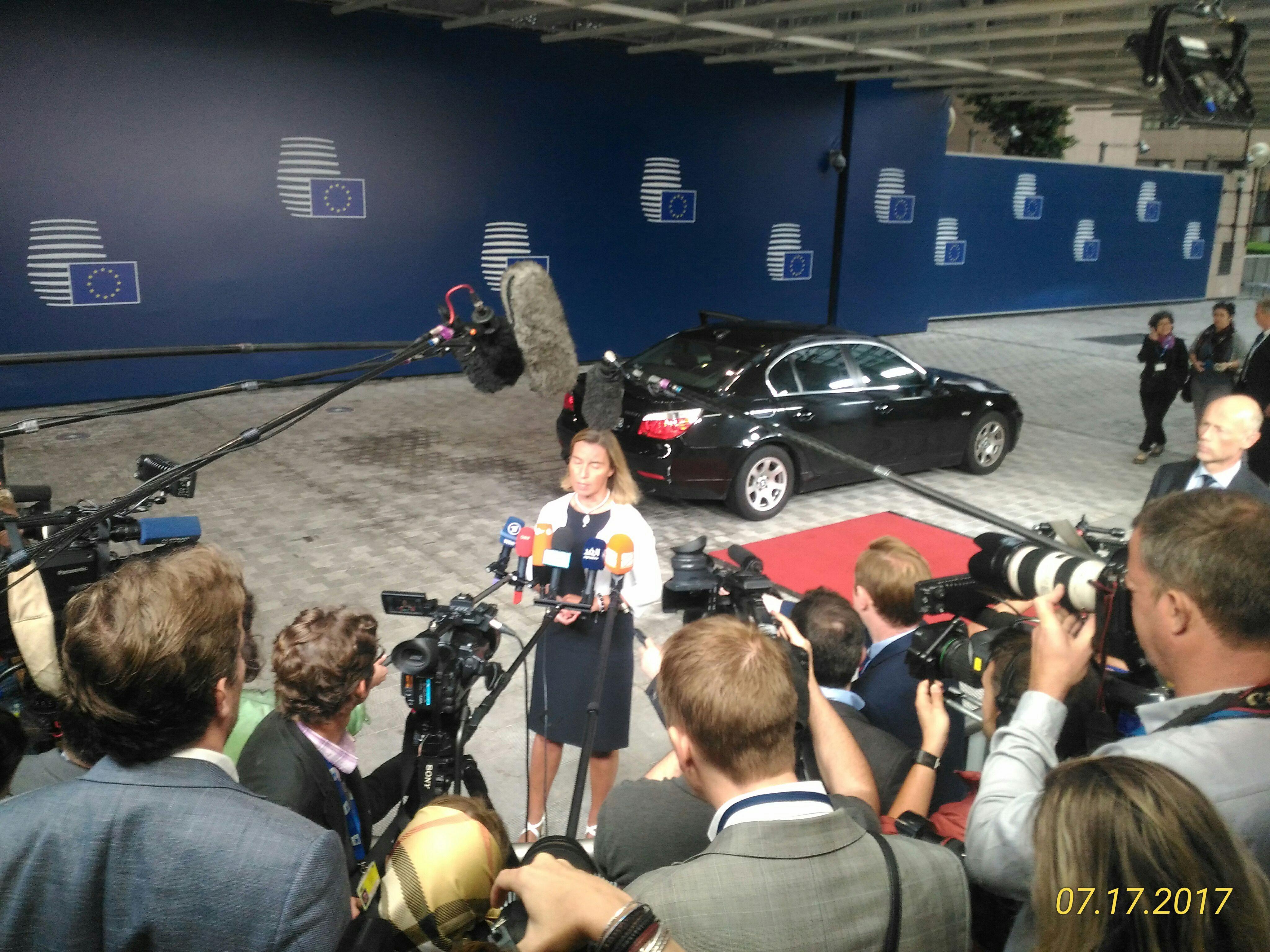 Mogherini ignores Sophia mission failure