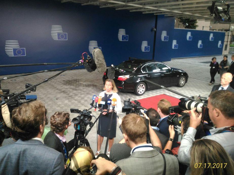 Mogherini ignores Sophia missionfailure