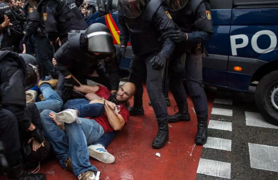 Madrid crushed EU image of HR superpower