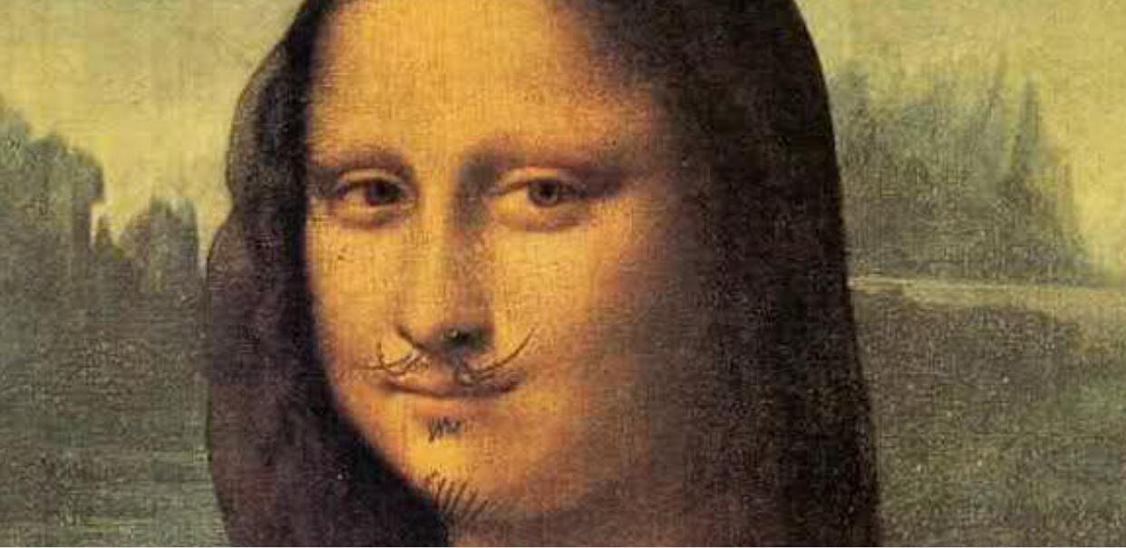 Mona Lisa Duchamp