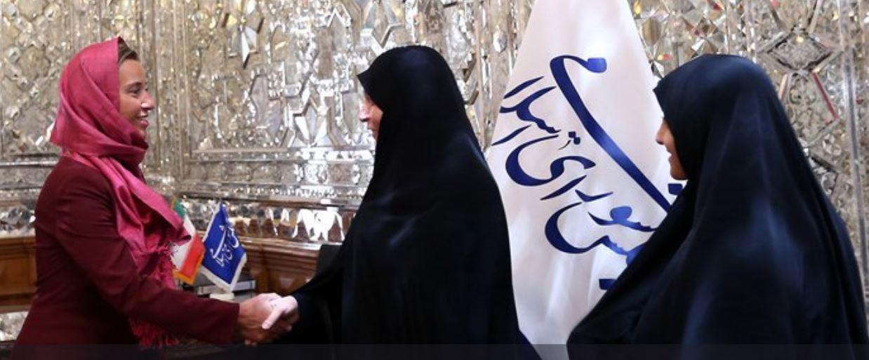 Iran: Mogherini as 'guardian' of Obama legacy