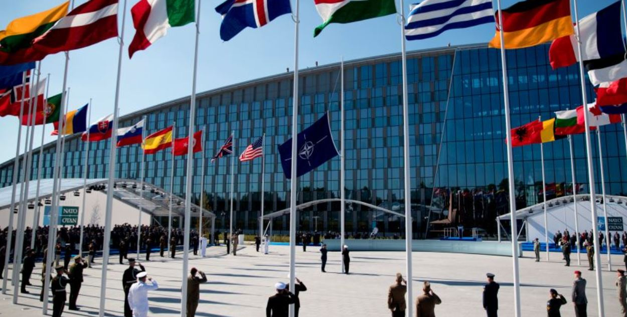 No new Russian envoy to new NATO headquarters