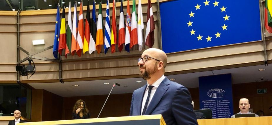 #FutureofEurope: MEPs fail to showup