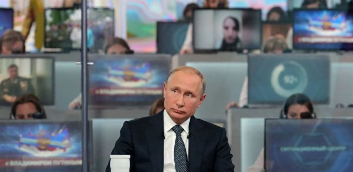 Putin: Russian military presence in Syria will last as long as necessary