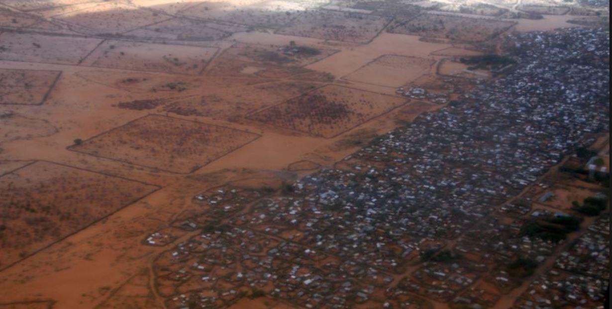 Dadaab arial