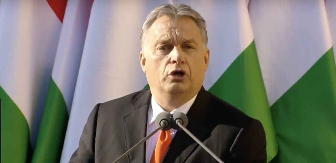 Orban: lion's uproar