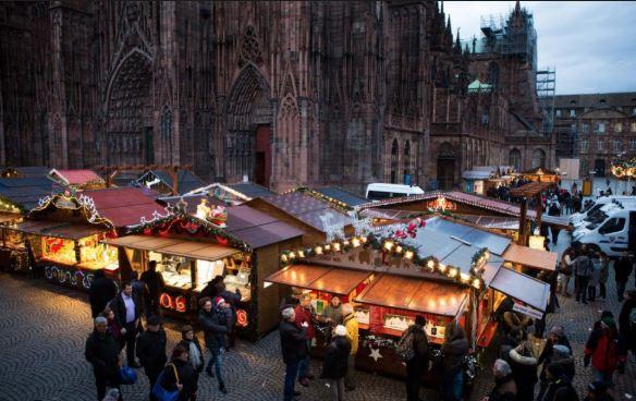 #Strasbourg: EU commemorates slainreporters