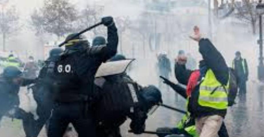 France: Mutilation ofdemocracy