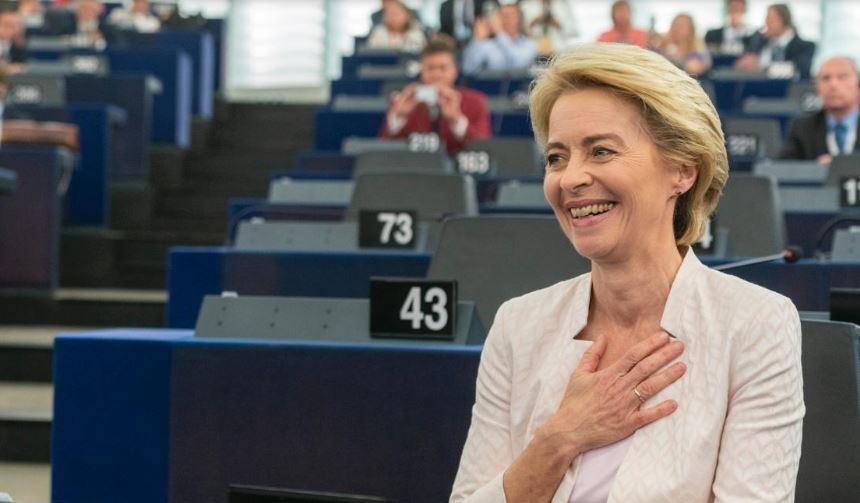 Ursula von der Leyen -Spitzenkandidate proxy