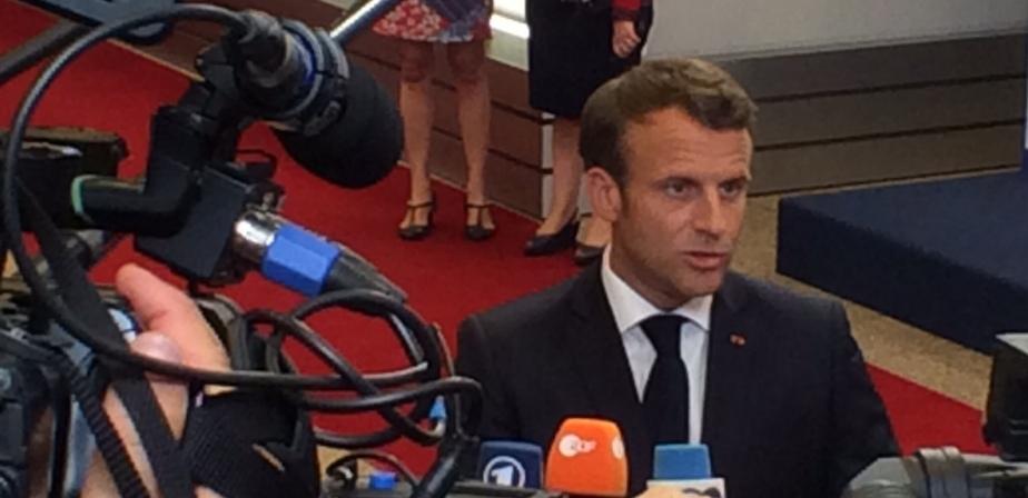 NATO: Macron follows de Gaullefootsteps