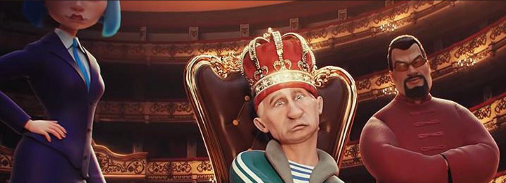 Putin myth in Western politics