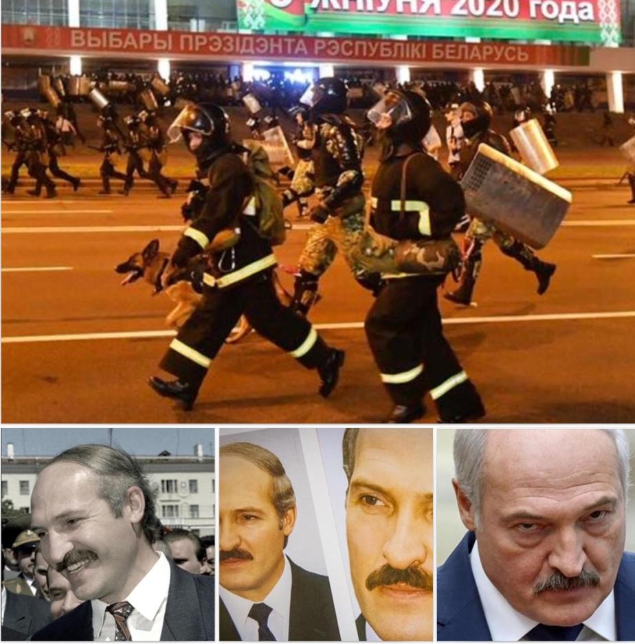 Belarus: Lukashenko poisonedchalice