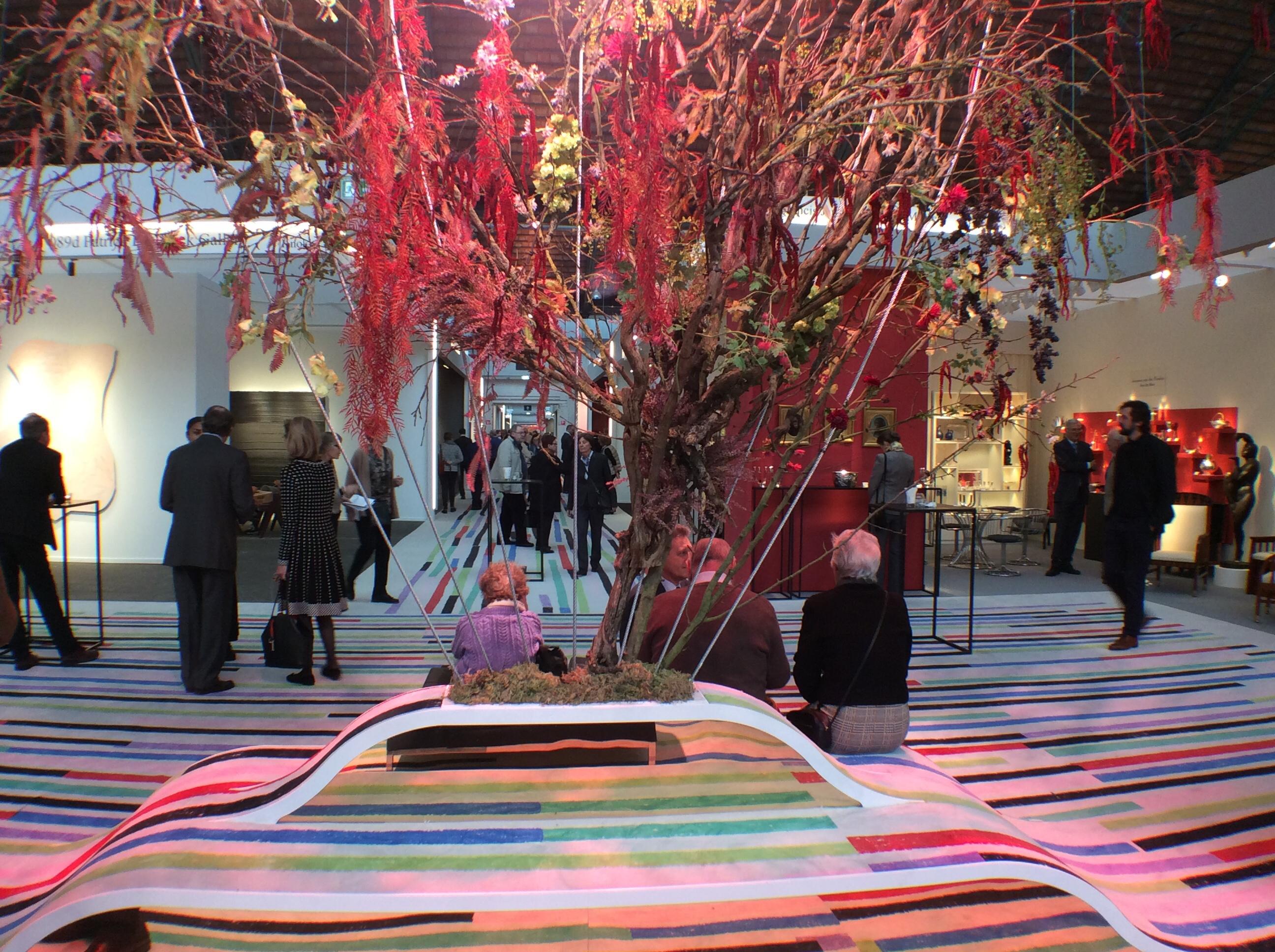 #TBT: BRAFA Art Fair