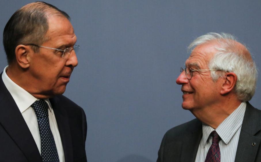 UN: Borrell-Lavrov meeting in NYC