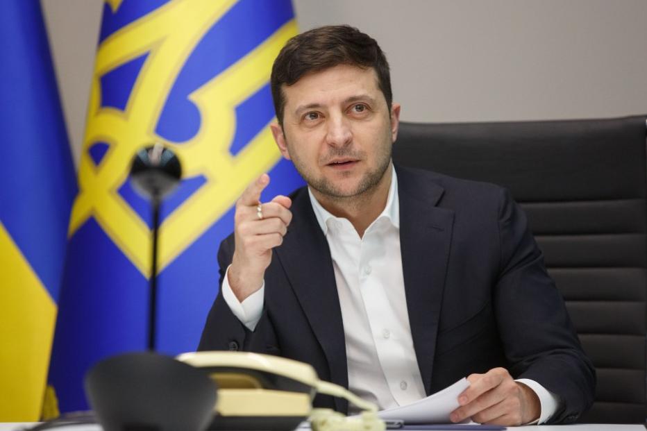 #PandoraPapers: Ukraine President Zelensky starring